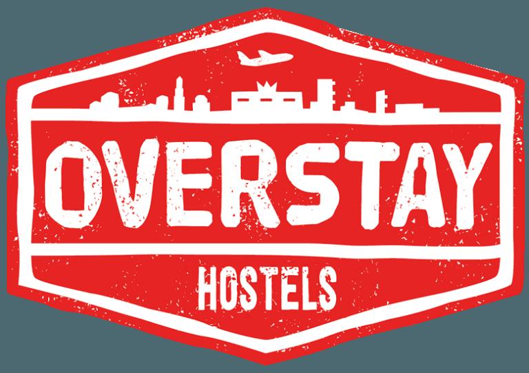 Overstay Tel Aviv Hostel.