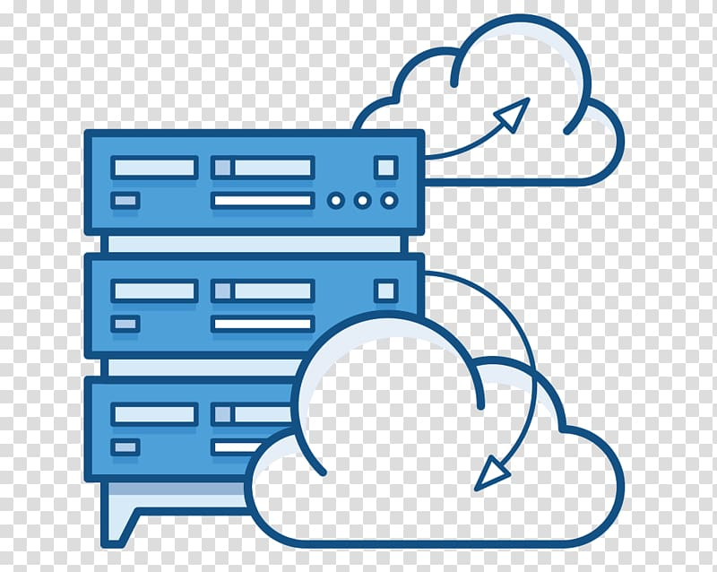Infrastructure as a service Cloud computing Computer Icons.