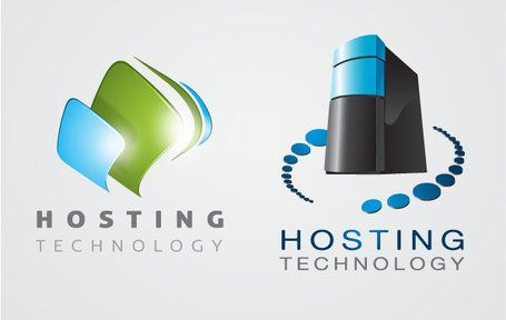 Free Web Hosting Logo Design Clipart Picture Free Download.
