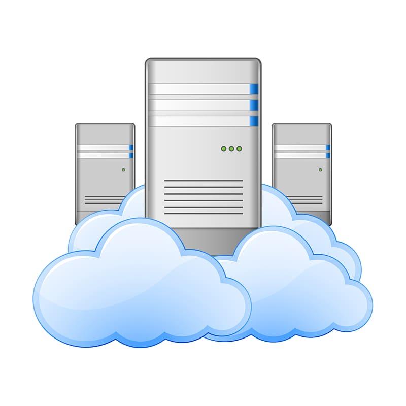 Cloud computing Computer Servers Dedicated hosting service.