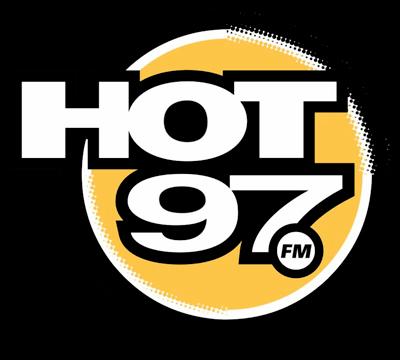 Hot 97 NYC Logo.