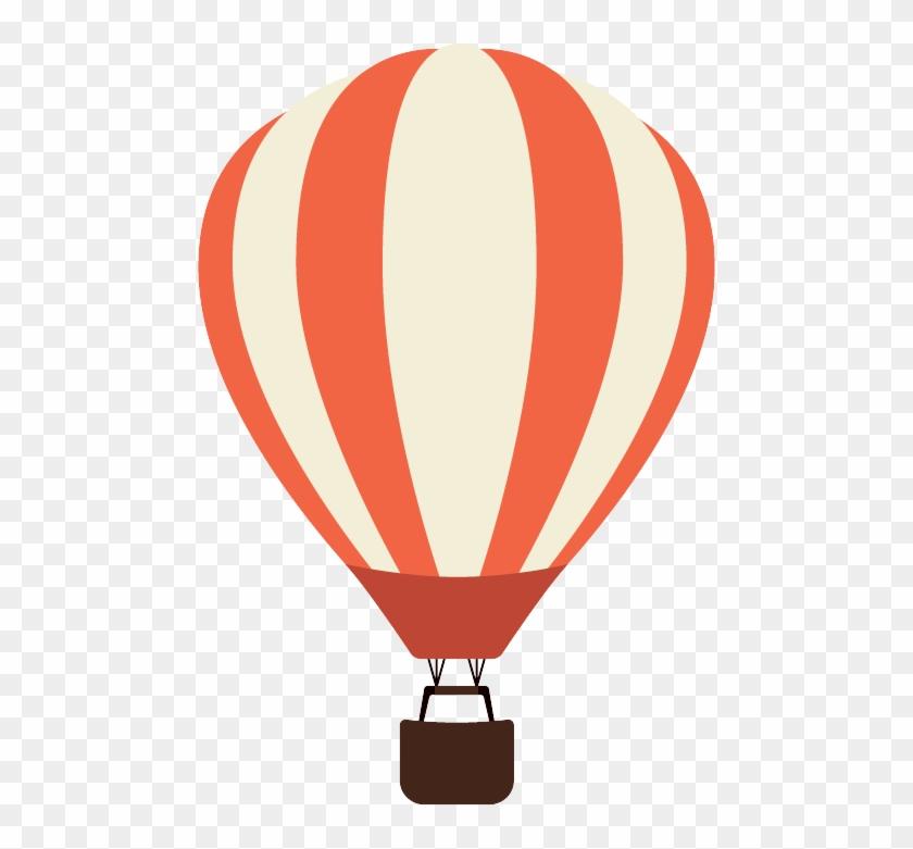 Hot Air Balloon Png.
