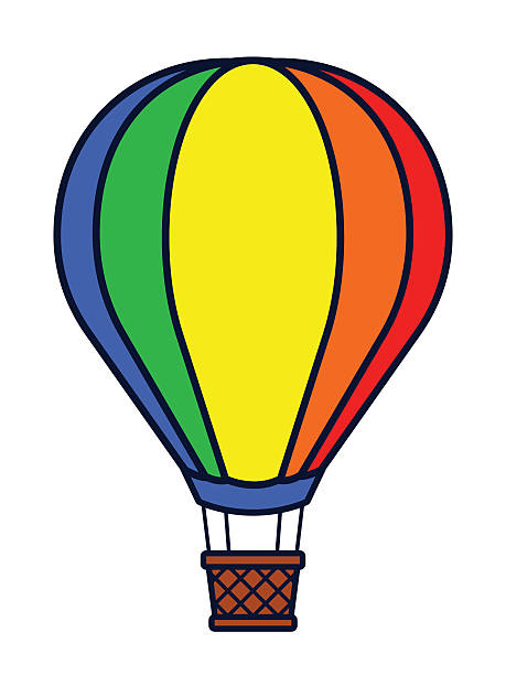 Hot air balloon basket clipart 4 » Clipart Station.