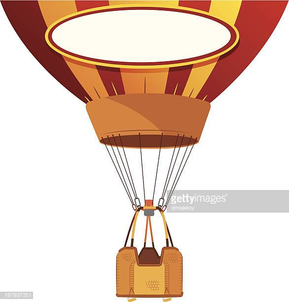 30 Top Hot Air Balloon Basket Stock Illustrations, Clip art.