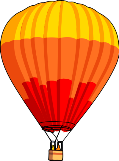 Hot Air Balloon Clip Art Png.