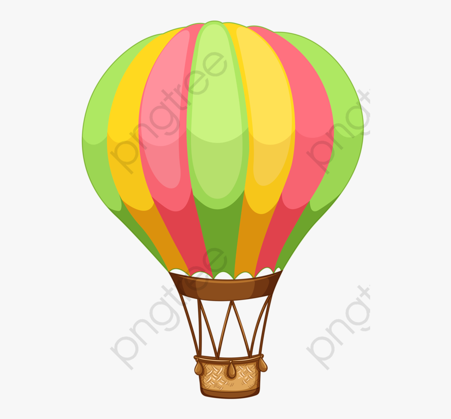 Beautiful Hot Air Balloon, Balloon Clipart, Hot Air.