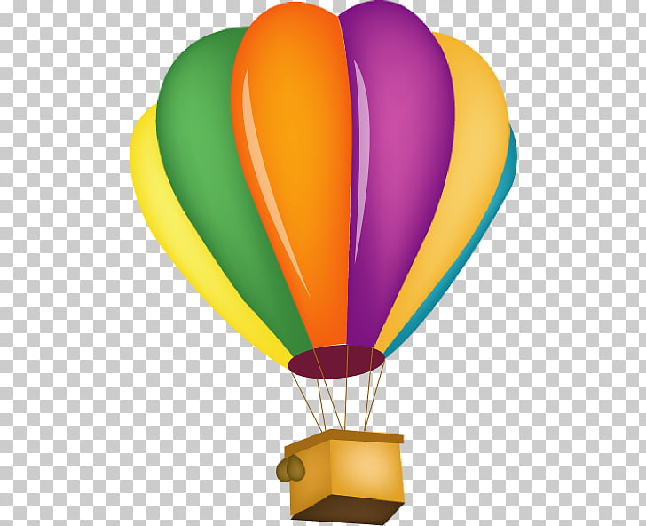 Hot air balloon Free content , Hot Air Balloon Outline PNG.