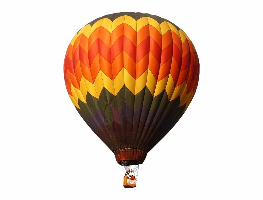 Uçan Balon Png.