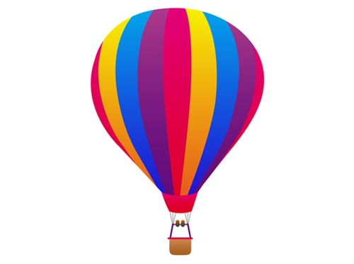 Free Free Hot Air Balloon Vector, Download Free Clip Art.