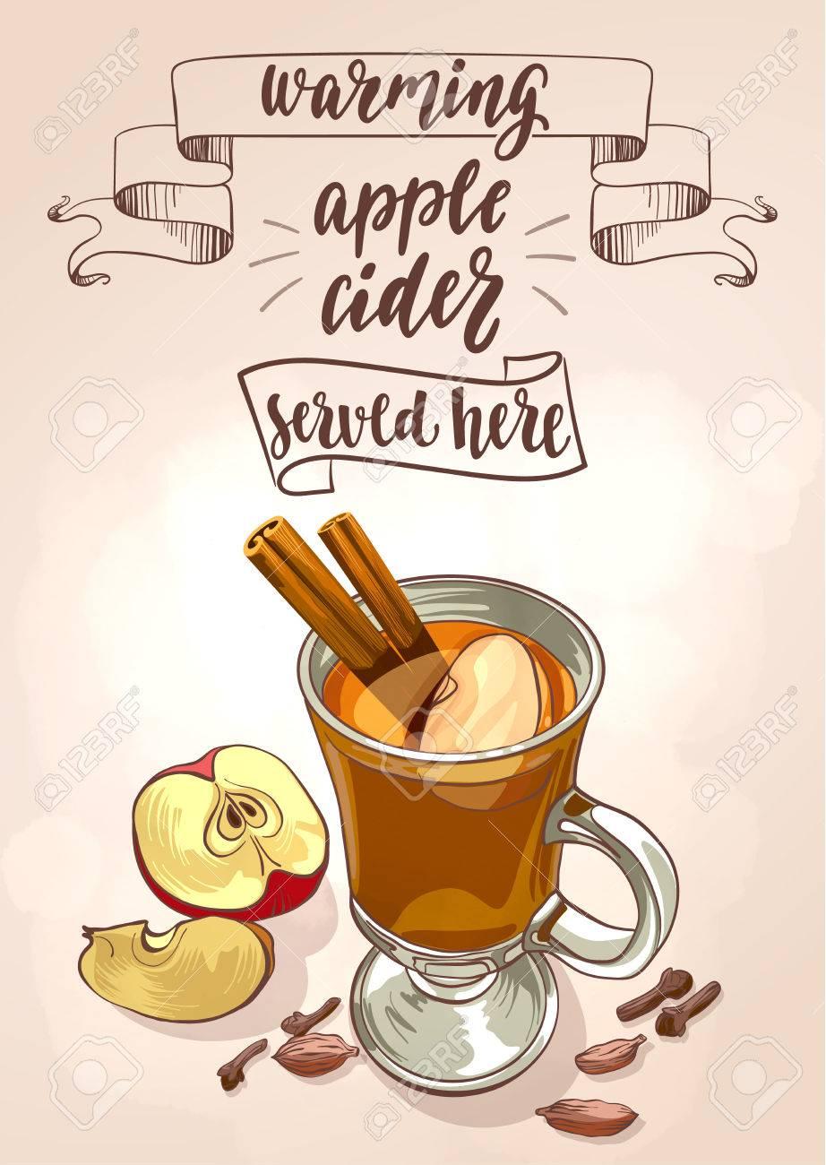 Hot Apple Cider..
