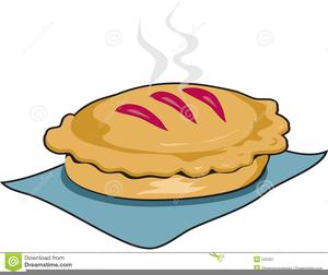 Hot Apple Pie Clipart.