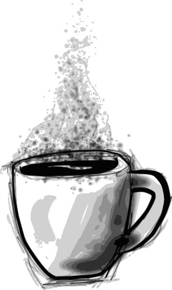 Hot Beverage Clip Art at Clker.com.