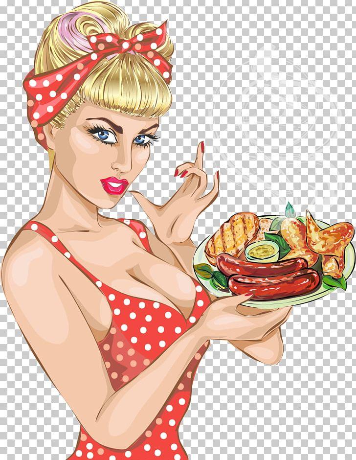 Hot Dog Fast Food Pin.