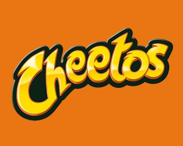 Hot cheetos Logos.