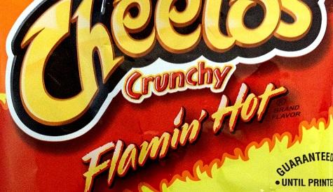 Flamin hot Logos.