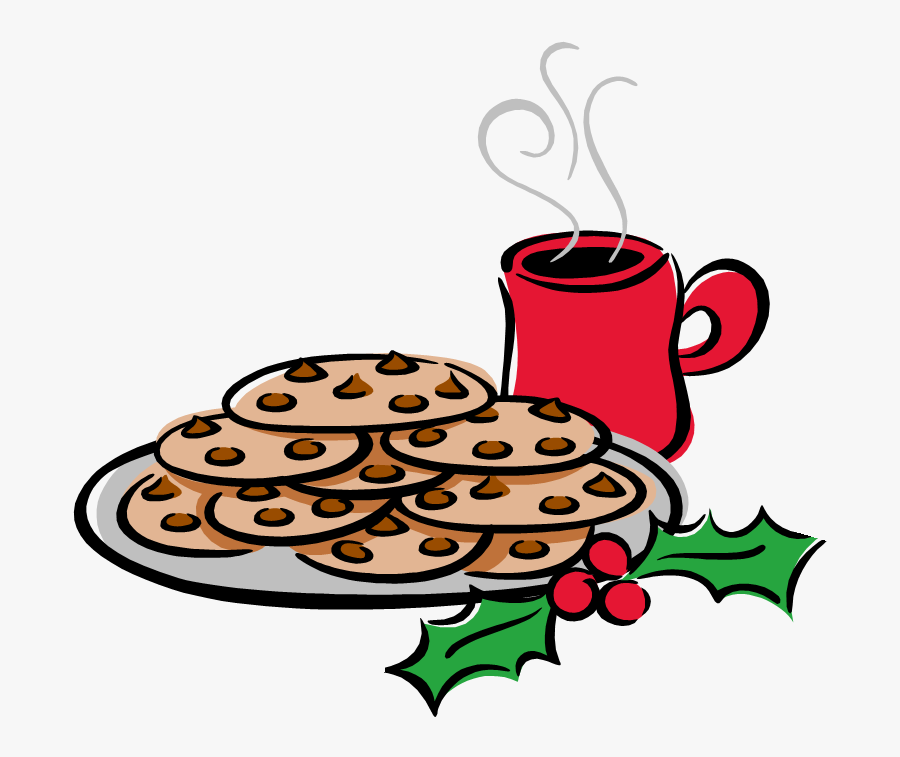 Free Cookies And Hot Chocolate Clip Art , Free Transparent.