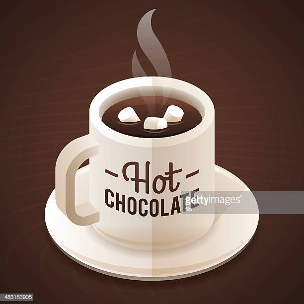 60 Top Hot Chocolate Stock Illustrations, Clip art, Cartoons.