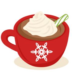 Hot Chocolate Clipart Free.