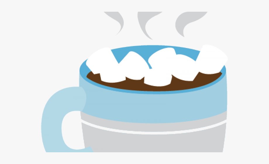 Hot Chocolate Clipart Cute.