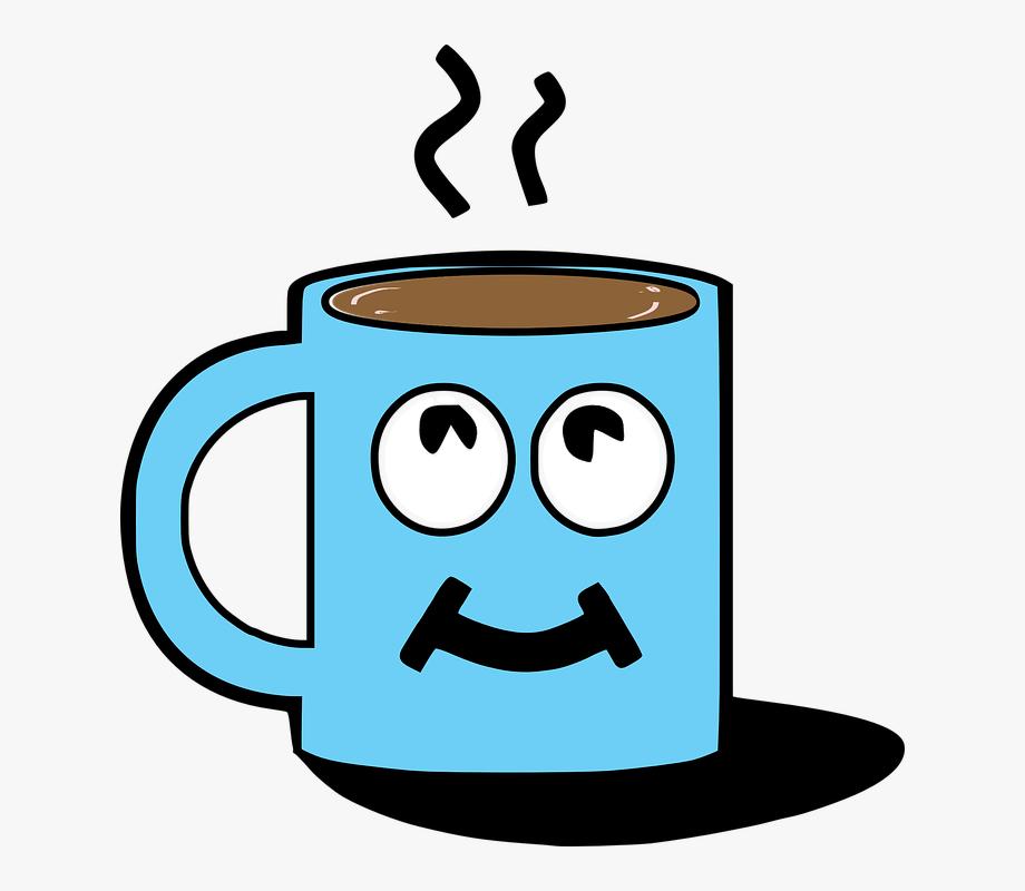 Cartoon Hot Chocolate Mug , Transparent Cartoon, Free.