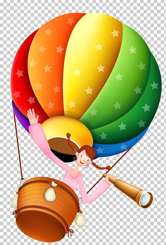 Ud569uc815ucd08ub4f1ud559uad50 Hot Air Balloon Learning PNG.