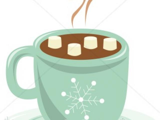 Hot Cocoa Clipart 2.