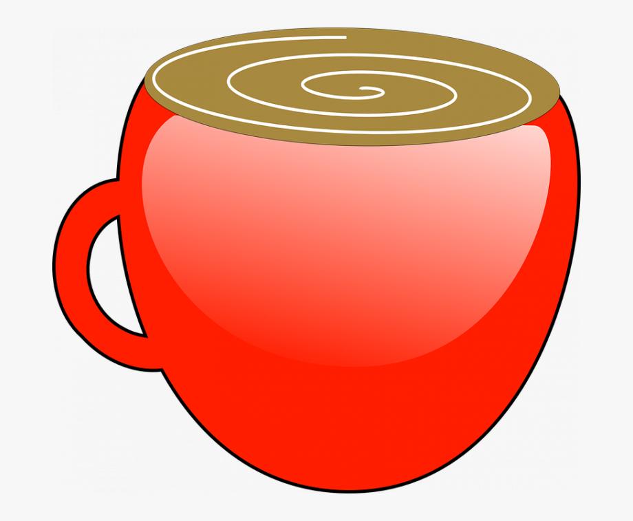 Cocoa Mug Clipart Coffee Hot Chocolate Mug Free Vector.