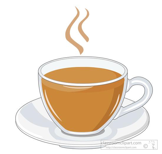 Hot Tea Clipart.