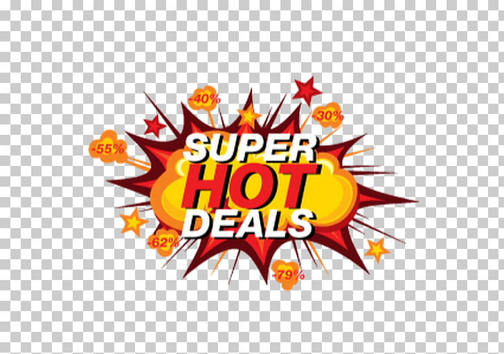 29 hot Deals PNG cliparts for free download.