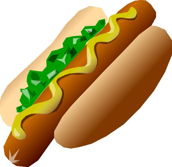 Free to Use & Public Domain Hot Dog Clip Art.