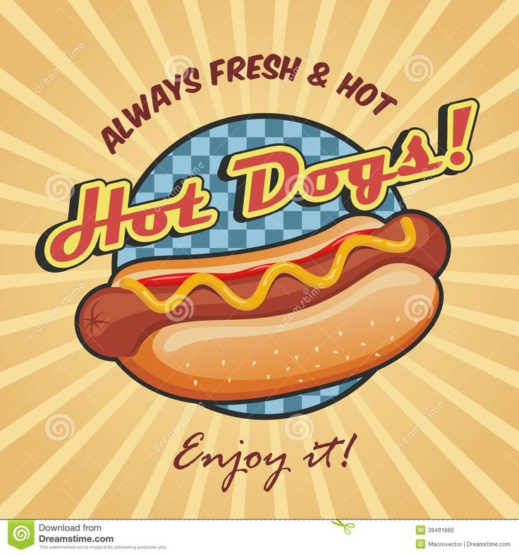 1000+ images about hot dog flyer on Pinterest.
