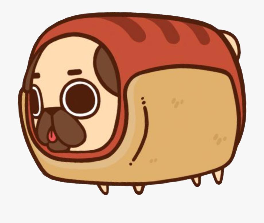 Dog Clipart Kawaii.