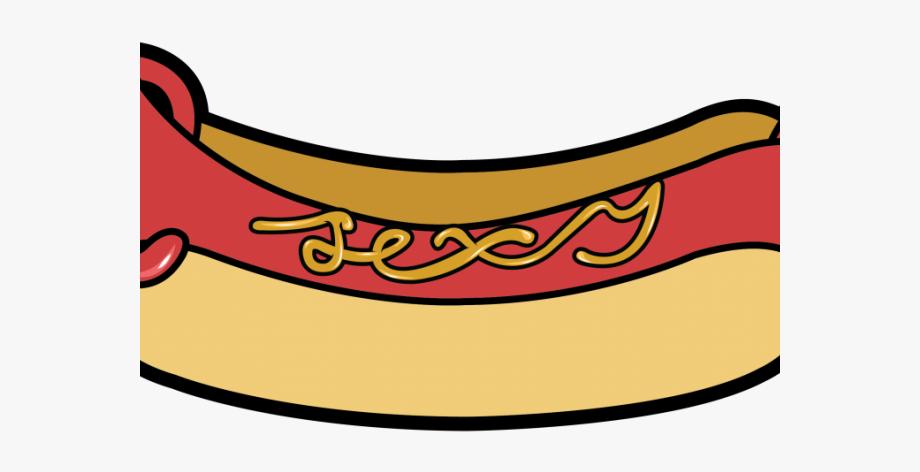 Hot Dogs Clipart Free Cartoon.