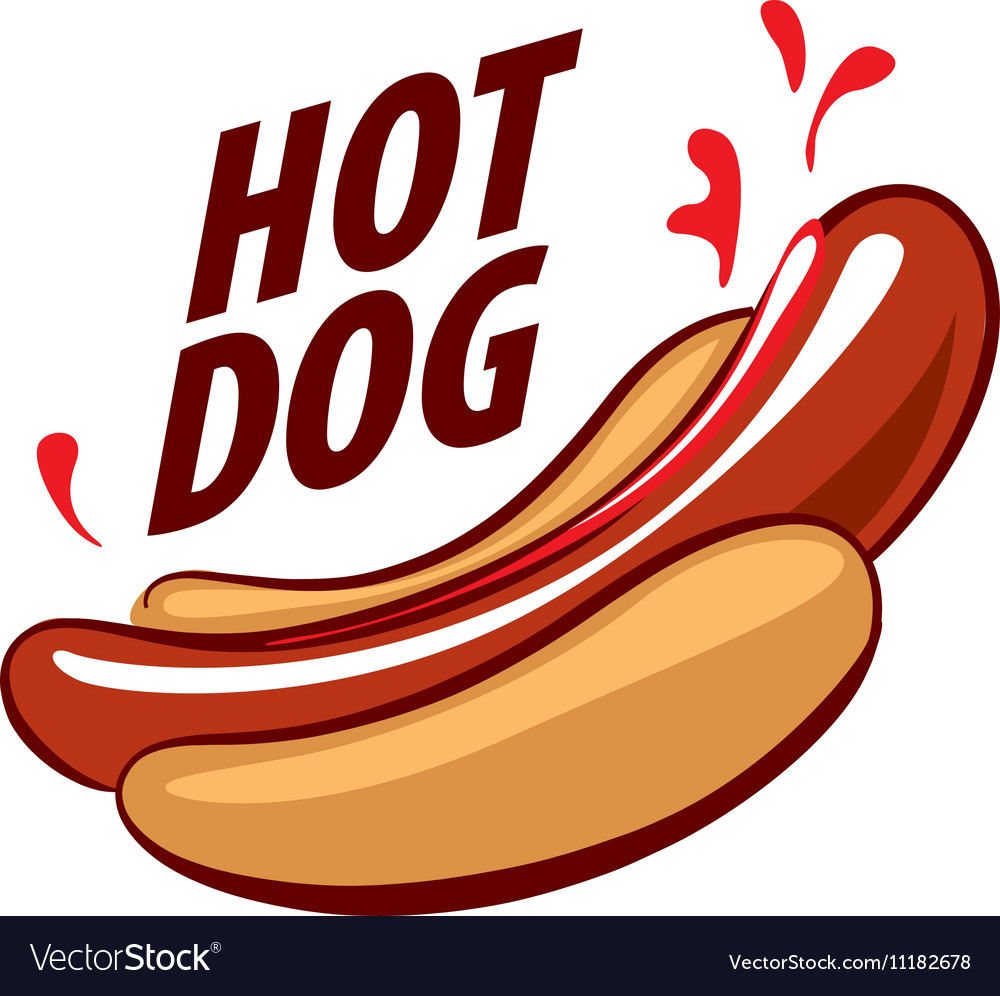 Logo hot dog.