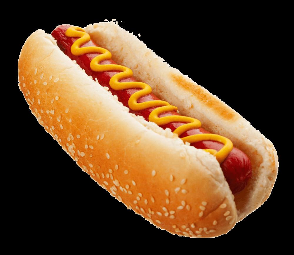 Hot Dog Top transparent PNG.