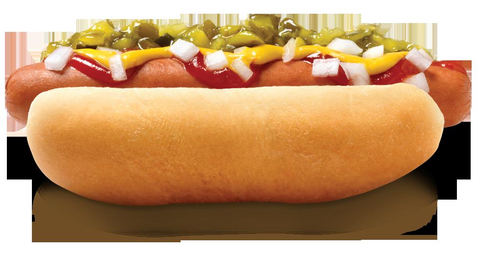 Hot Dog PNG Transparent Images.
