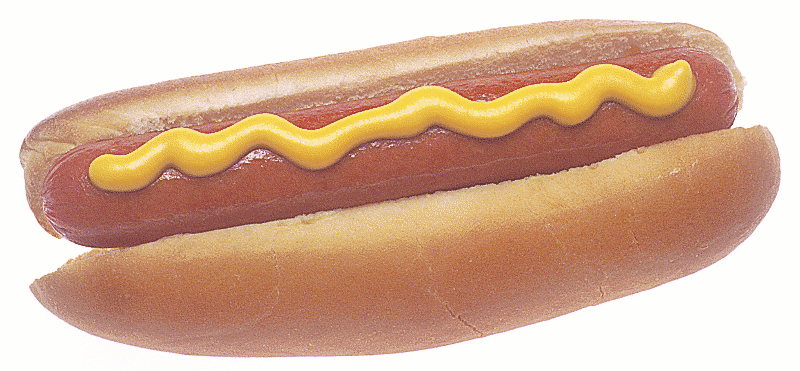 Free Hot Dog Clipart, 1 page of Public Domain Clip Art.