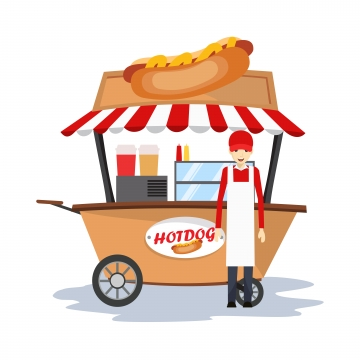 Hot Dog Png, Vector, PSD, and Clipart With Transparent Background.