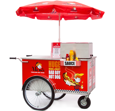 Hot dog stand PNG Images.
