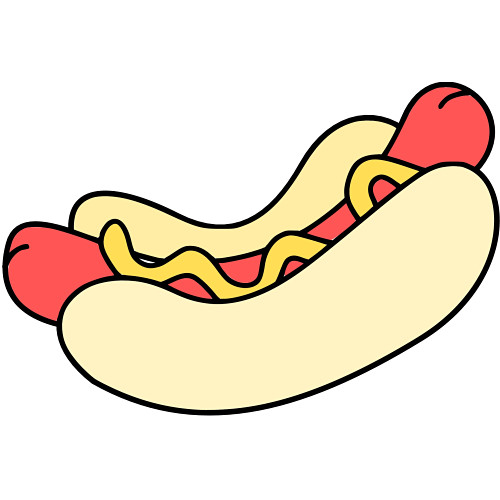Pictures Of Hot Dogs.