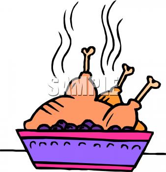 Turkey Thanksgiving Cartoon clipart.
