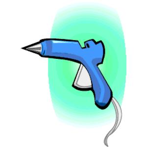 Glue Gun 2 clipart, cliparts of Glue Gun 2 free download (wmf, eps.