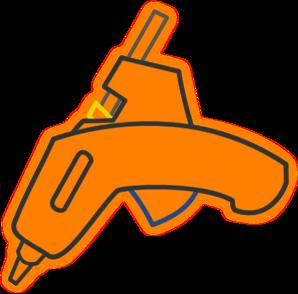 Glue Gun Clipart.