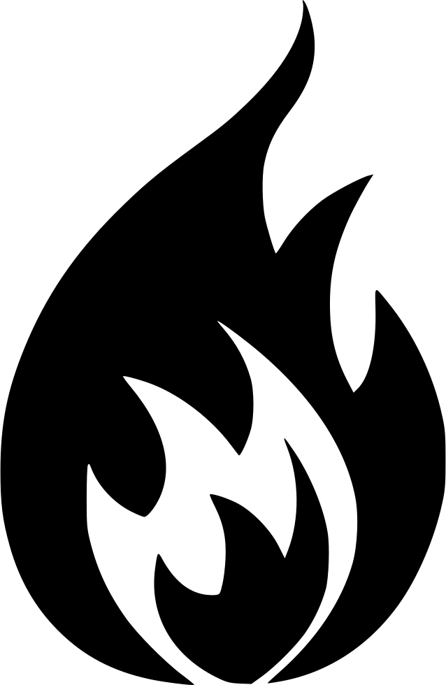 Hot Work Fire Hazard Svg Png Icon Free Download (#556931.