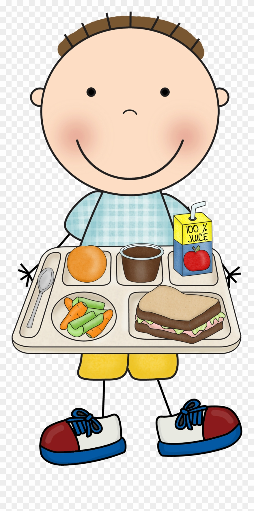 For Parents Image Of Lunch Kid.