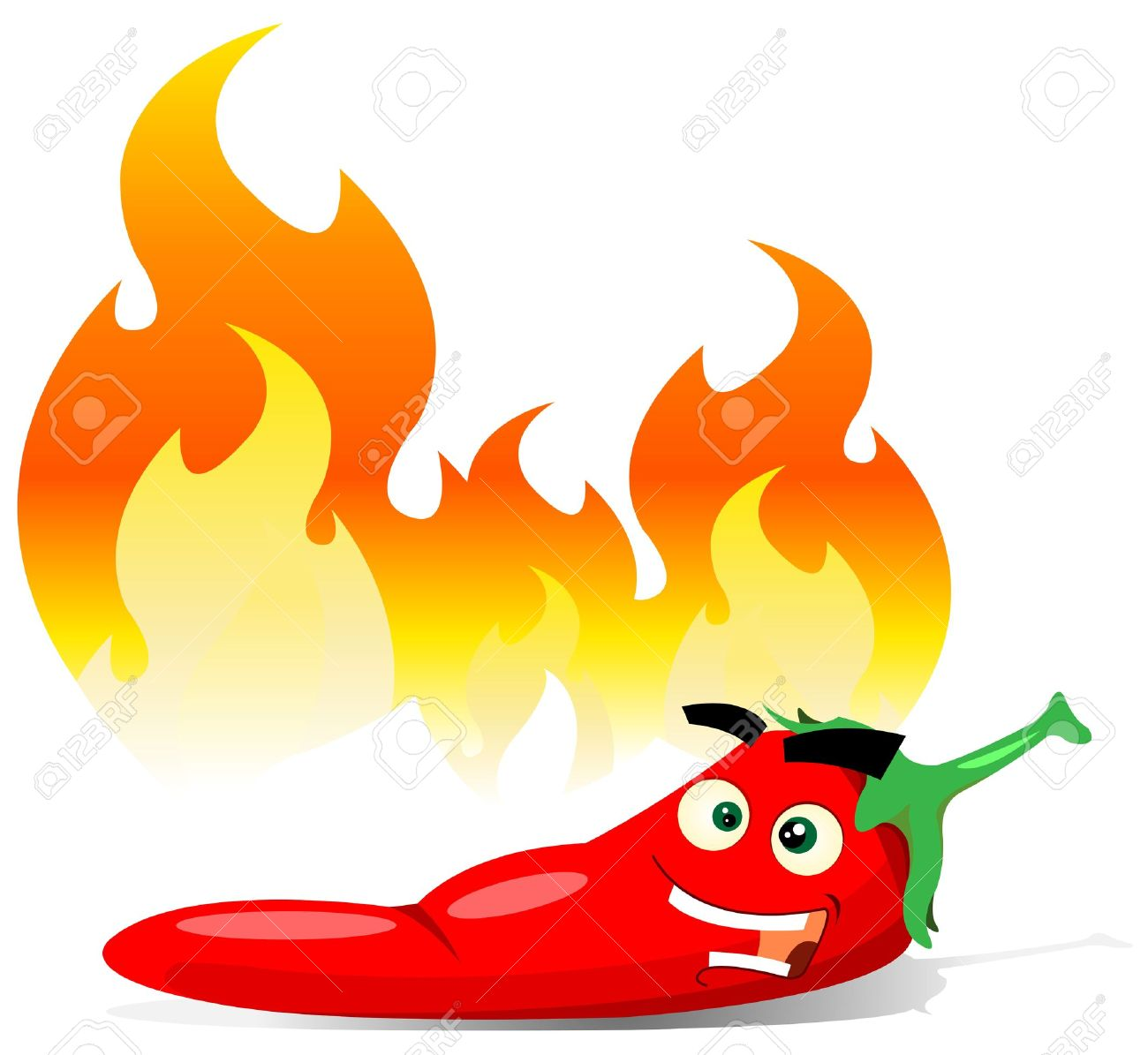11,930 Hot Pepper Cliparts, Stock Vector And Royalty Free Hot.