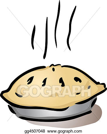 Pie clipart hot food, Pie hot food Transparent FREE for.