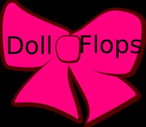 Hot Pink Bow Clip Art at Clker.com.