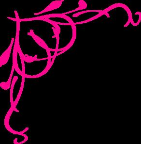 Hot Pink Crown Clip Art.