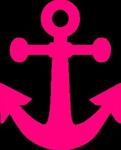 Hot pink art clipart.